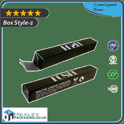 Custom Lipstick Box