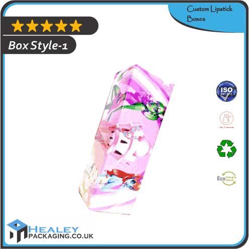 Custom Lipstick Boxes Wholesale