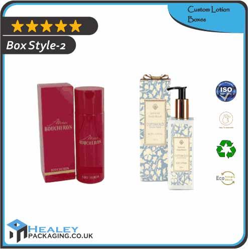 Custom Lotion Box 1