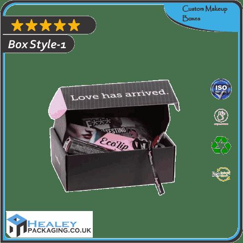 Custom Makeup Boxes