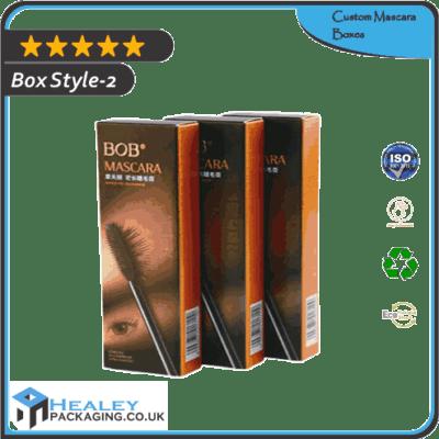 Custom Mascara Box