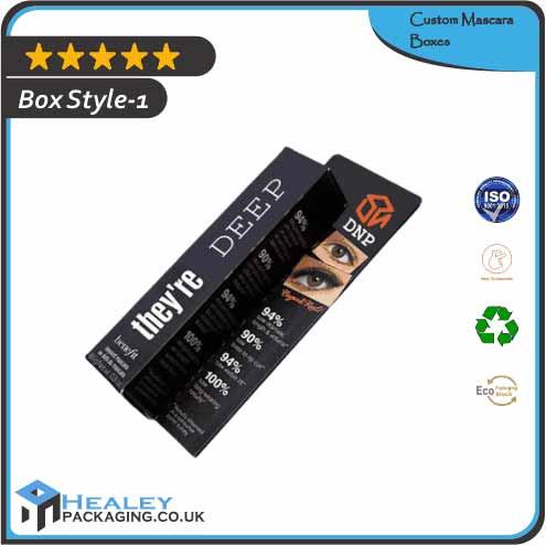 Custom Mascara Boxes