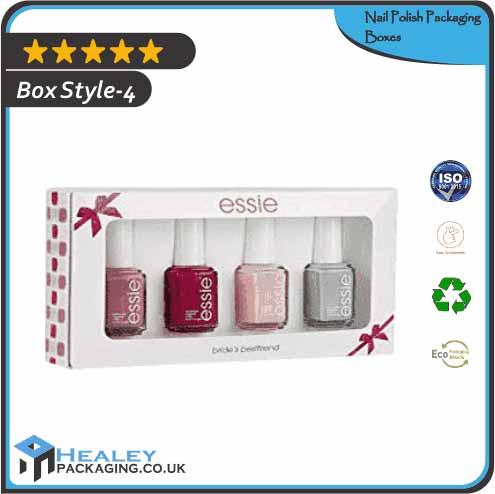 Custom Nail Polish Box