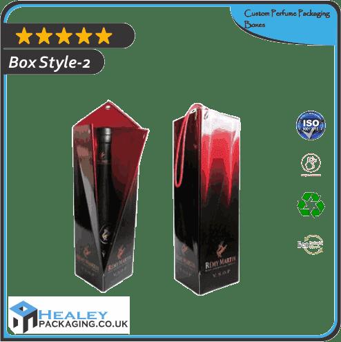 Custom Perfume Packaging Box