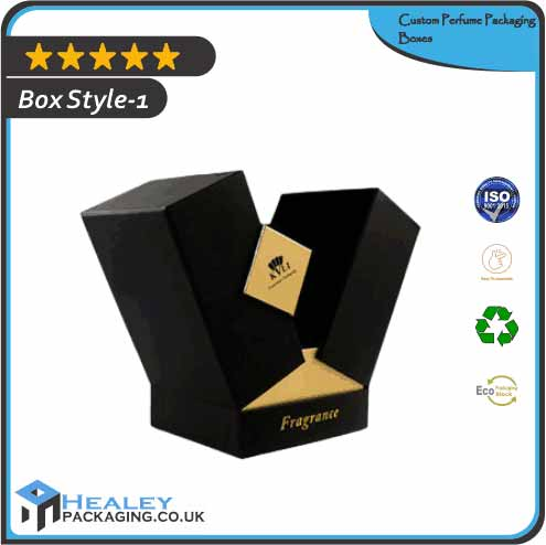 Custom Perfume Packaging Boxes