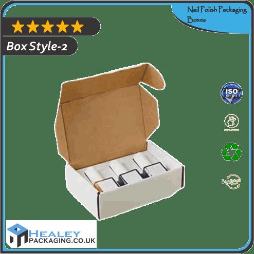 Nail Polish Packaging Box