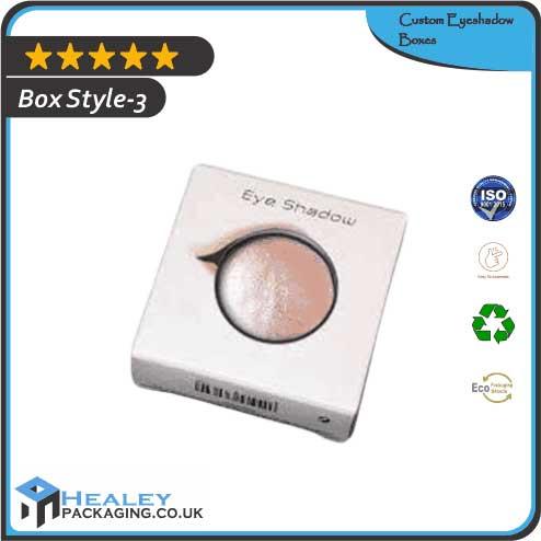 Priinted Eyeshadow Boxes