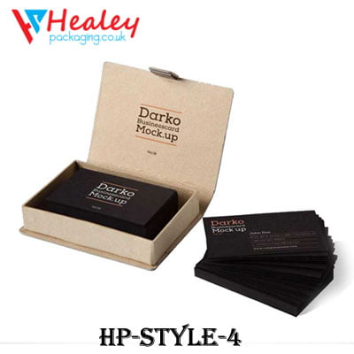 Printed Business Card Boxes