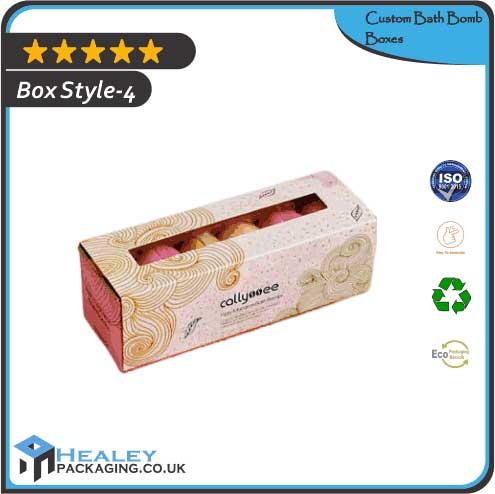 Wholesale Bath Bomb Boxes