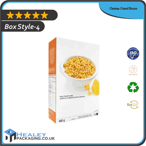 Wholesale Cereal Box