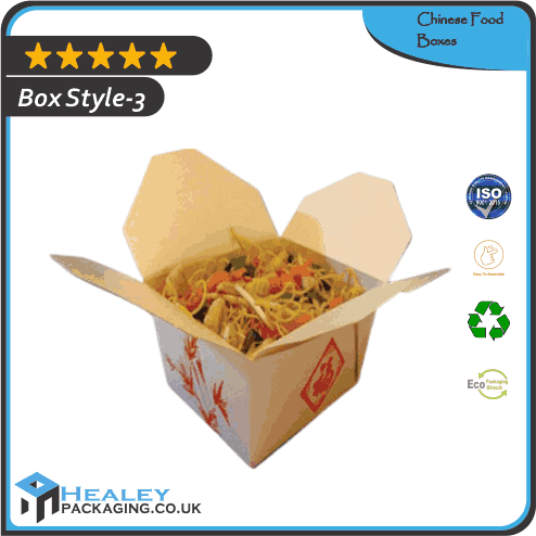 Wholesale Chinese Food Boxes