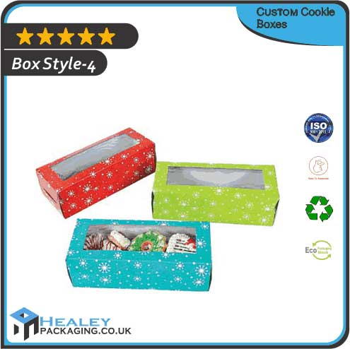 Wholesale Cookie box