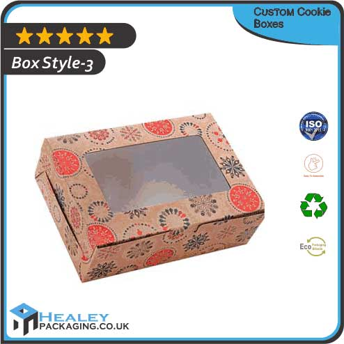 Wholesale Cookie boxes