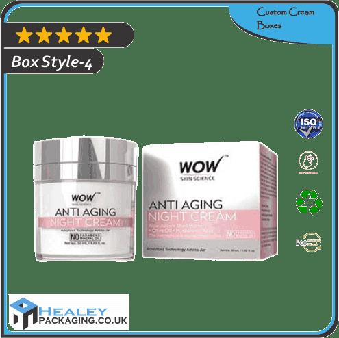 Wholesale Cream Box