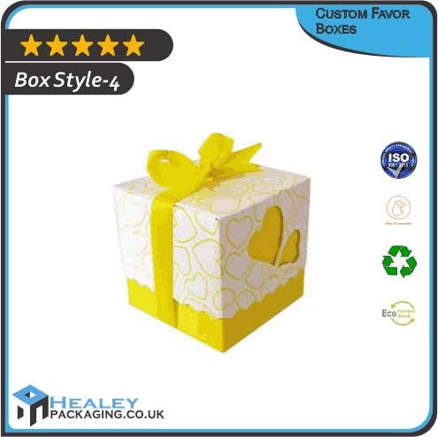 Wholesale Favor Box