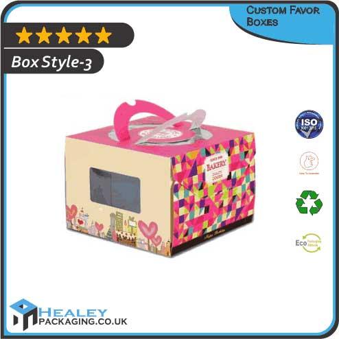 Wholesale Favor Boxes