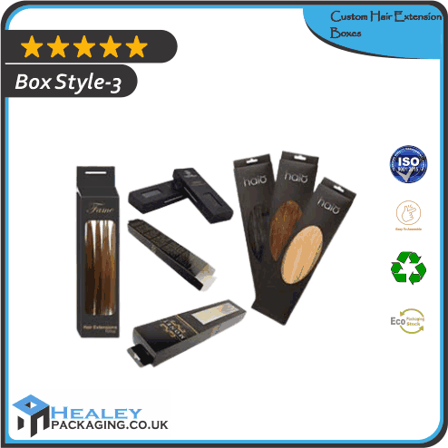 Wholesale Hair Extension Boxes