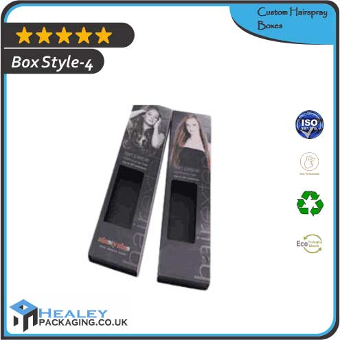Wholesale Hairspray Box