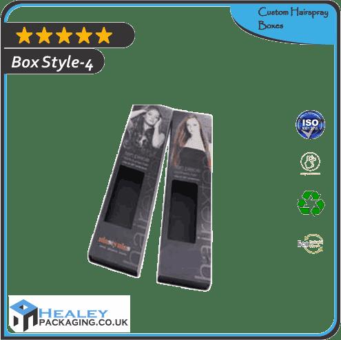 Wholesale Hairspray Box