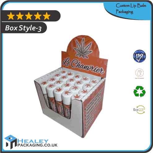 Wholesale Lip Balm Packaging