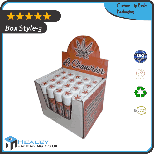 Wholesale Lip Balm Packaging