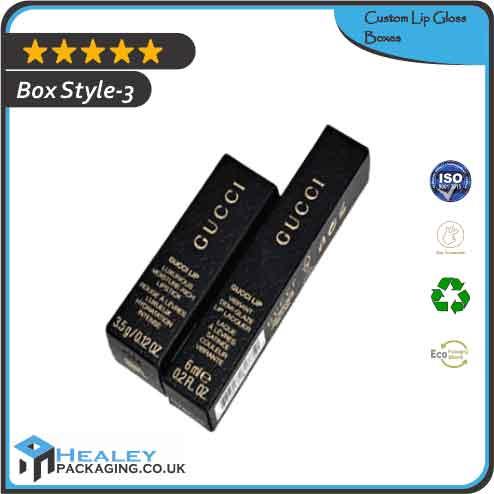 Wholesale Lip Gloss Boxes