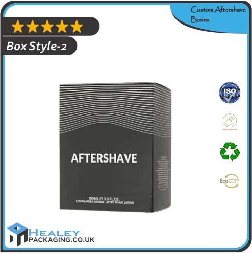 Custom Aftershave Box