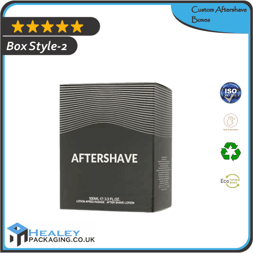 Custom Aftershave Box