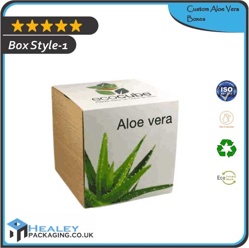 Custom Aloe Vera Boxes