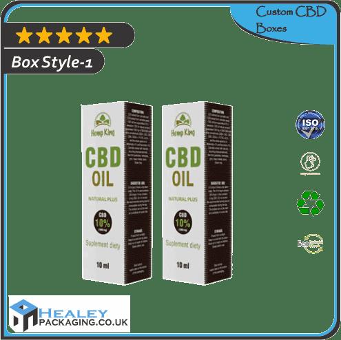 Custom CBD Boxes