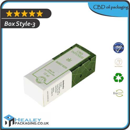 Custom CBD Oil Packaging Box