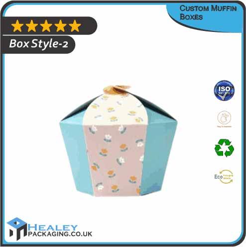 Custom Muffin Box