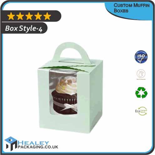 Custom Muffin Packaging Box