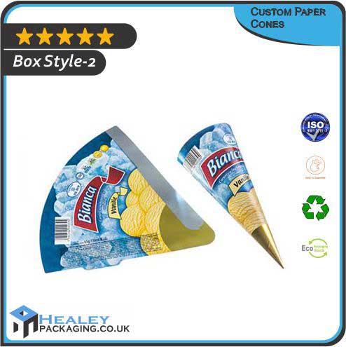 Custom Paper Cone