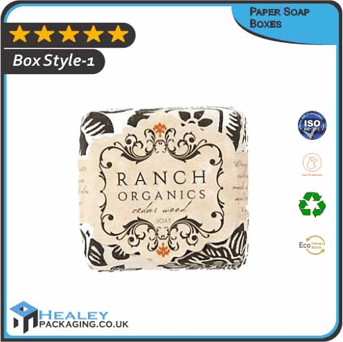 Custom Paper Soap Boxes