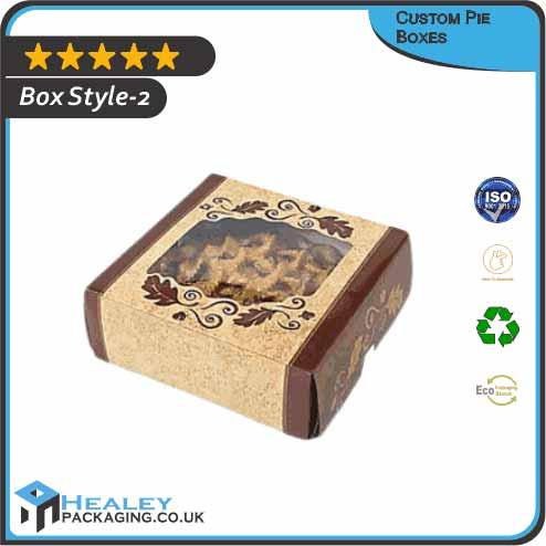 Custom Pie Box