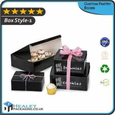 Custom Printed Pastry Boxes