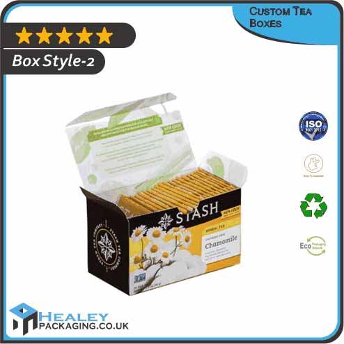Custom Tea Box