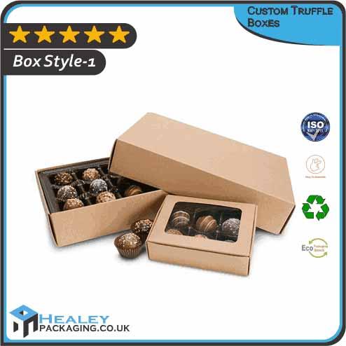Custom Truffle Boxes