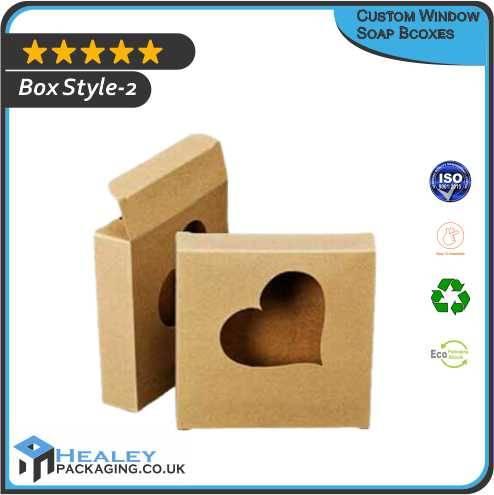 Custom Window Soap Box