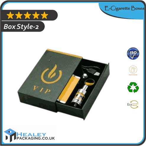 E-Cigarette Boxes Wholesale