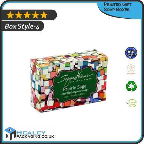 Gift Soap Packaging Box