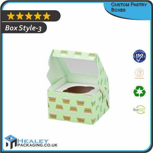 Pastry Packaging Boxes