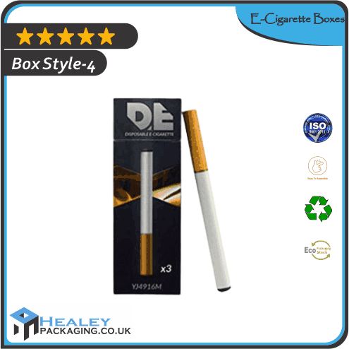 Printed E-Cigarette Box