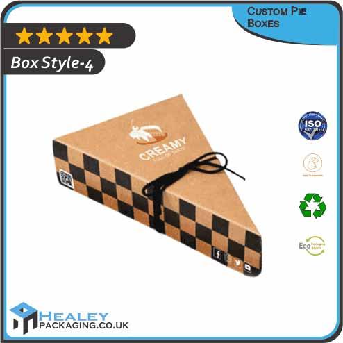 Printed Pie Box