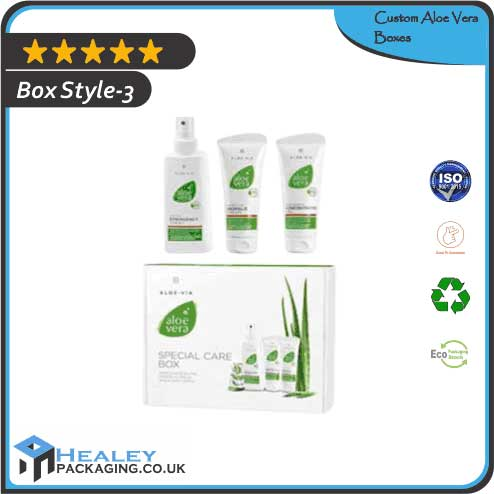 Wholesale Aloe Vera Boxes