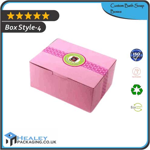 Wholesale Bath Soap Box
