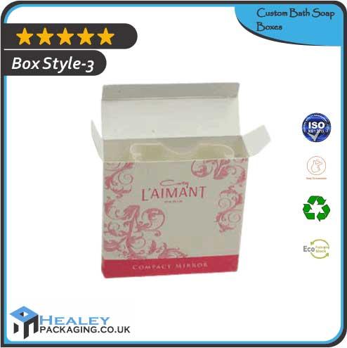 Wholesale Bath Soap Boxes