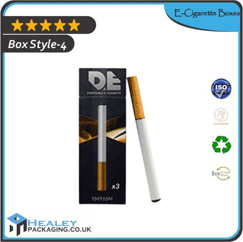 Wholesale E-Cigarette Box