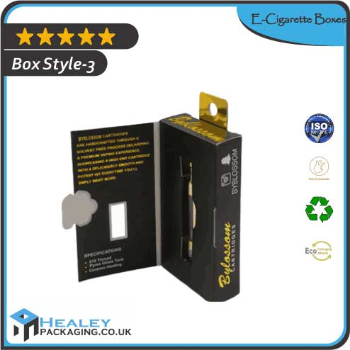 Wholesale E-Cigarette Boxes